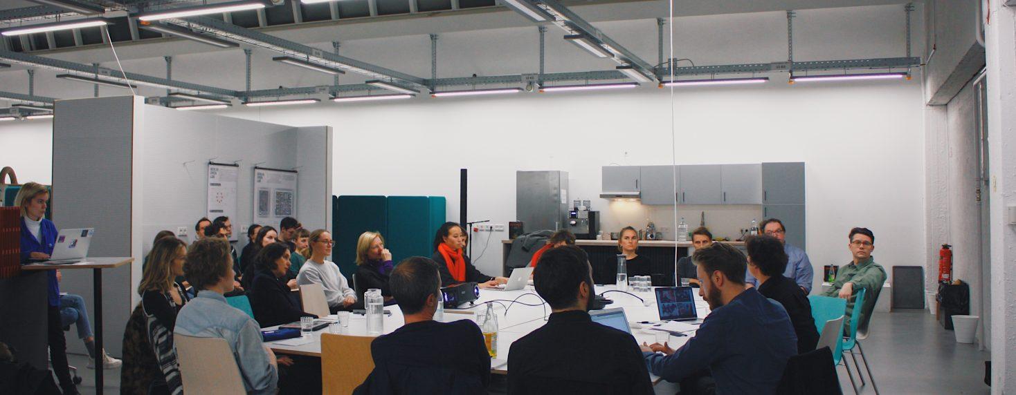 Werkstattgespräch | Platform Cooperativism and Commons