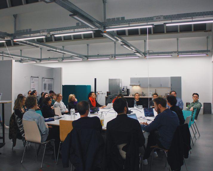 Werkstattgespräch | Platform Cooperativism a...